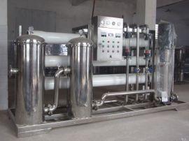 食品行业纯净水成套设备 ro反渗透纯水设备 工业用水设备