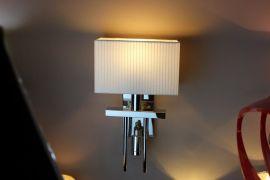 大量供应现代创意酒店时尚不锈钢壁灯B8095-1