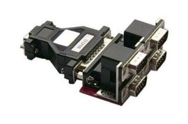 BS4232 RS-232一對四光電隔離集線器