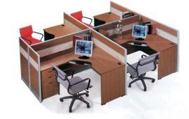 屏风定做 办公桌定做   隔断桌子定做