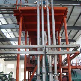 【松远科技】工厂定制摩擦材料(刹车片、砂轮)粉体气力输送系统