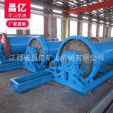 直銷大型礦用溼式格子球磨機 臥式溢流式軸承球磨機設備生產廠家