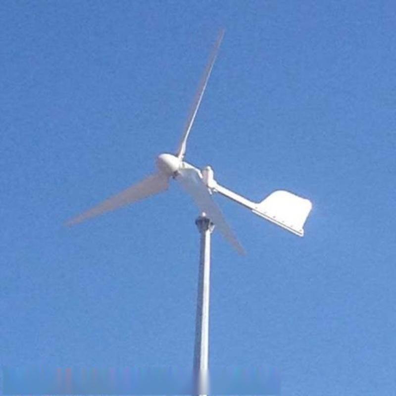 晟成30KW漁船專用小型風力發電機創新設計安裝簡便
