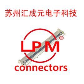 苏州汇成元电子现货供应I-PEX   20788-060T-01  连接器