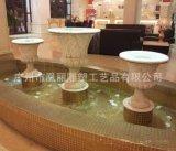 玻璃钢酒店水池高档花盆花钵水钵工艺品