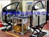 手动实车门玻璃升降器耐久试验台