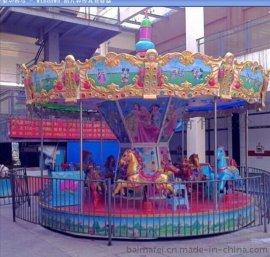 深圳兒童電動玩具,大型旋轉木馬包送貨安裝
