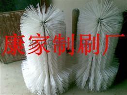 碳化硅氧化铝金刚砂磨料丝钢丝尼龙丝毛刷辊 定做异型毛刷辊