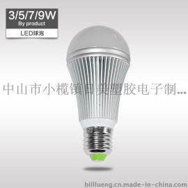日美照明LED球泡燈7W E27 RM-Q1-7