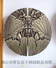 豪华不锈钢大门拉手 不锈钢艺术拉手 佛山不锈钢拉手厂家直销