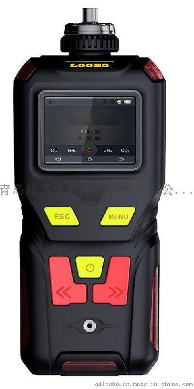 内置水尘过滤器LB-MS4X泵吸四合一多气体检测仪