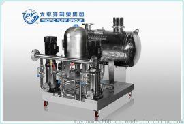上海太平洋WZG系列罐式不锈钢无负压增压稳流给水设备(可定制)
