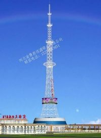 中国铁塔制造基地河北衡水广川/专业生产广播电视塔的厂家/广播电视塔优质供应商