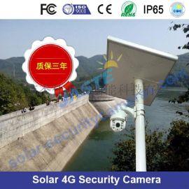 太阳能3G4G摄像头 监控