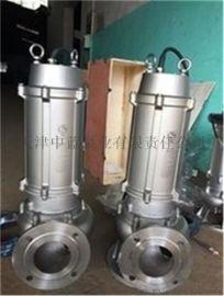 推荐厂家WQD全不锈钢污水泵技术指导