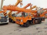 唐骏汽车起重机国五10吨起重机配置 龙昕重工