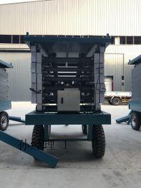厂家直销河南优质液压升降平台 SJY0.5t-6米