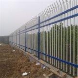 现货锌钢护栏厂家,淮南别墅庭院外墙带尖竖杆栏杆厂家