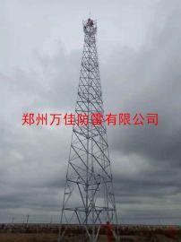 25米GFL钢结构避雷塔,GFL1-6角钢避雷针塔