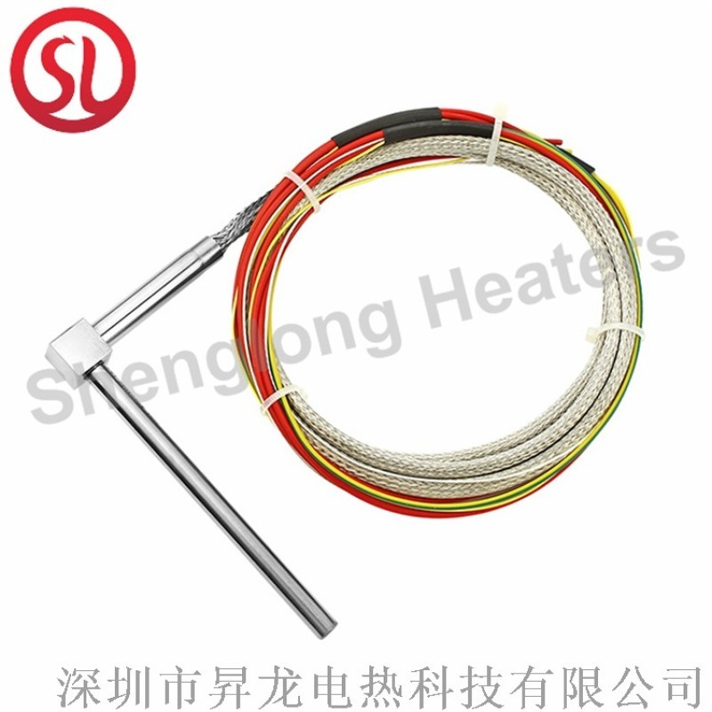 单端加热棒水箱电热管单头螺纹加热管大功率高温液体
