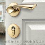 德国海福乐卧室锁不锈钢金色903.99.068