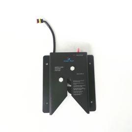 车内轮椅锁止装置电动卡位装置自动锁紧轮椅防晃动