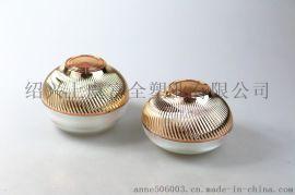 新款韩式 切面外盖碗型面膜瓶 膏霜瓶 **化妆品包装瓶