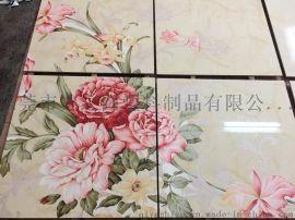 陶瓷地板砖喷绘背景墙图案打印uv彩印加工定制