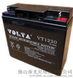 VOLTA牌12V20AH后备UPS铅酸蓄电池