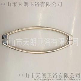 淋浴房配件拉手 304不锈钢卫浴门窗五金拉手 玻璃门拉手 卫浴拉手