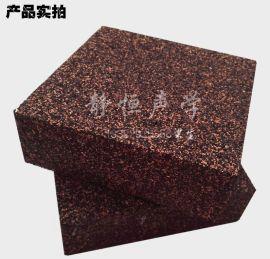 50mm地面减振砖 橡胶减震胶垫生产厂家