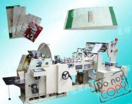 全自动高速食品纸袋机(WYC-420)
