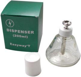 玻璃酒精瓶(JL-200)