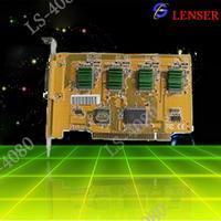 PCI八路全实时视频压缩卡/采集卡(LS-4080)