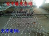 格宾石笼网 镀锌宾格石笼网 覆塑格宾雷诺护坡