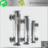蒸汽换热器/螺旋缠绕管式换热器/供暖热水换热器