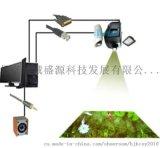 地面互动投影系统搭建