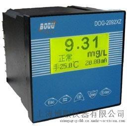 上海博取水质在线分析仪器专业厂家DOG-2092XZ型工业溶氧仪