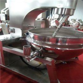 电加热夹层锅,肉松炒制设备