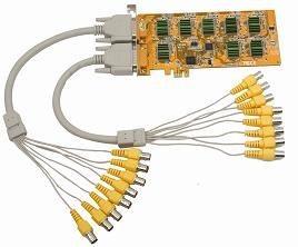 视频压缩卡(LR-ES8160)