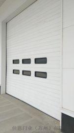 快速工业提升门 自动卷帘门安装