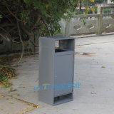 户外垃圾桶街道垃圾筒校园果皮箱室外创意金属垃圾箱