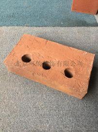可的外墙干挂陶土清水砖