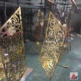 提供不鏽鋼微雕裝飾天花板 不鏽鋼裝飾而板