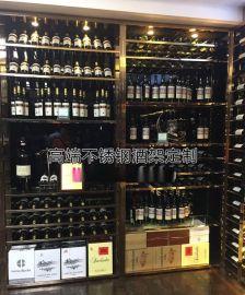 上海不锈钢酒柜厂家、不锈钢恒温酒柜热卖