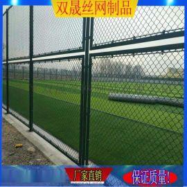 低碳钢丝球场围栏网
