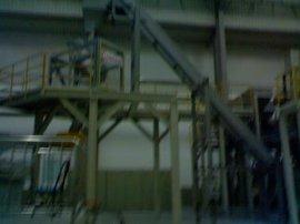 海绵钛称重混布料系统
