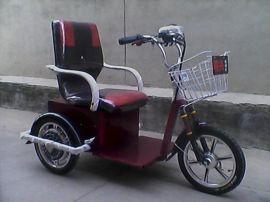 单人乘残疾人电动三轮车
