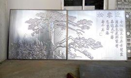 铜板艺术雕刻壁画 艺术浮雕铝艺壁画订做