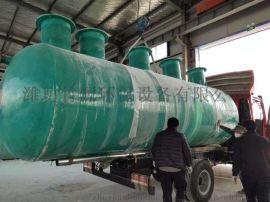 养殖污水一体化处理设备排放